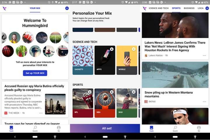 Microsoft'tan yapay zeka destekli yeni bir haber uygulaması