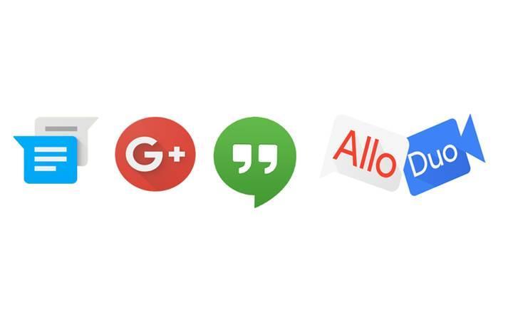 Google'un mesajlaşma servisleri için gelecek planları neler?