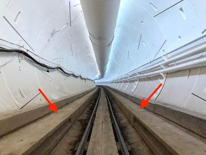Elon Musk'ın çılgın tünel projesi sonunda ortaya çıktı