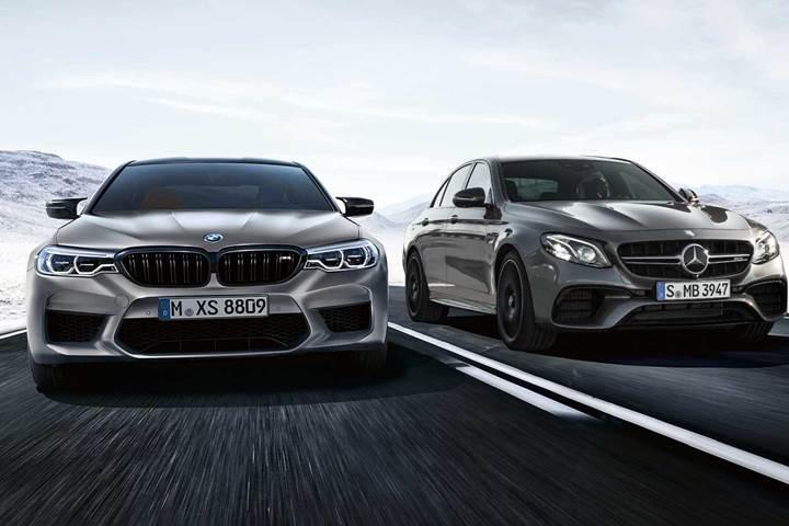 Mercedes ve BMW, yeni teknolojiler için işbirliğini değerlendiriyor