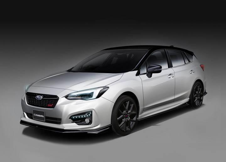 Yüksek performanslı Subaru Forester STI ve Impreza STI önümüzdeki ay tanıtılacak