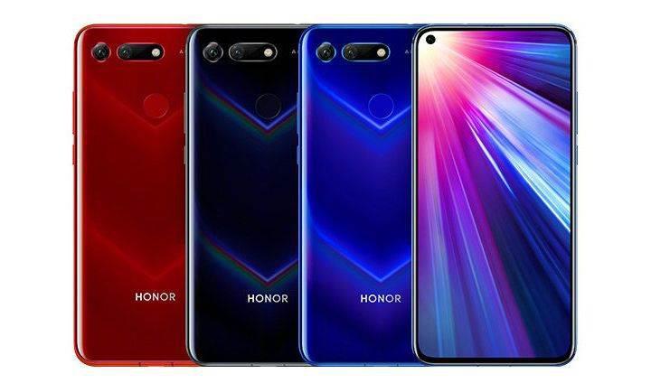 Delikli ekran tasarımı ve 48 MP arka kamera: Honor View 20 resmen tanıtıldı