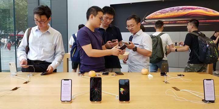 Çin'de Apple kullanan çalışanlara ceza verilmesi gündemde
