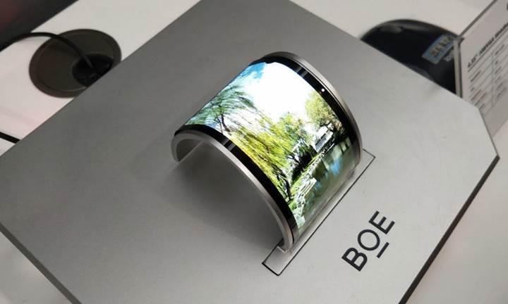 BOE, 6. nesil AMOLED ekran üretimi için 6.7 milyar dolar yatırım yapacak