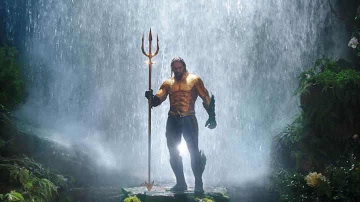 Aquaman gişedeki ikinci haftasında da rakip tanımadı