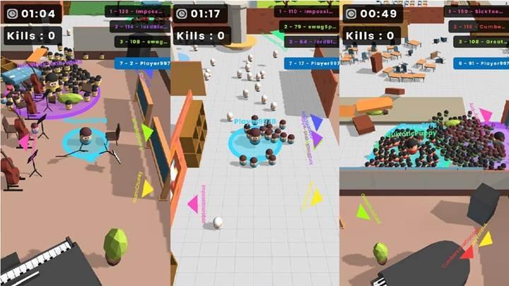 Mobil oyunlarda yeni trend Popular Wars