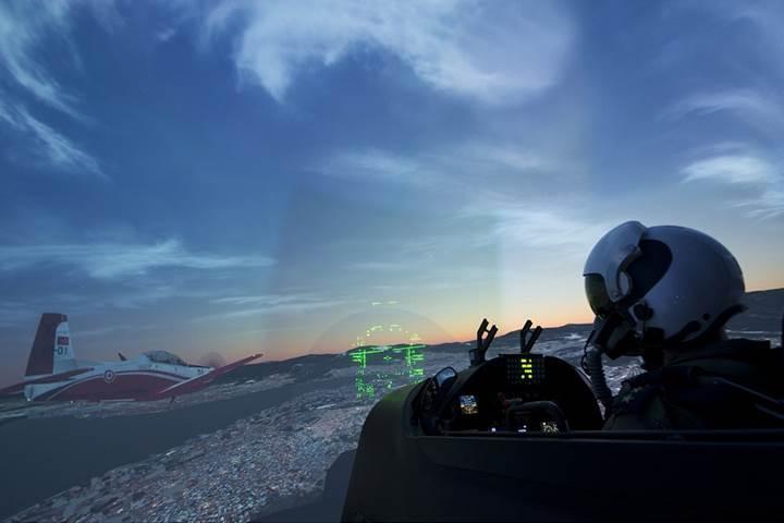 HÜRKUŞ'ta eğitim alacak pilotlara yerli simülatör: HÜRSİM