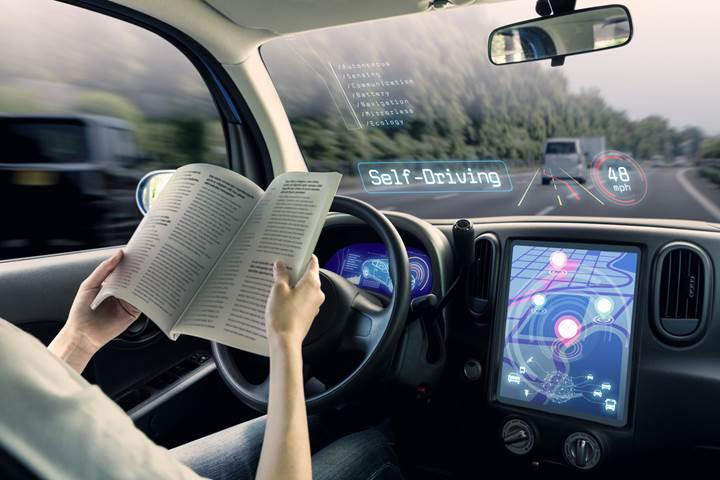 Sürücüsüz araçlarla ilgili en çok patent alan şirket Samsung