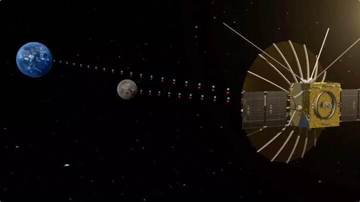 Çin, Ay'ın 'karanlık yüzüne' iniş yaptı: İşte tarihi fotoğraf