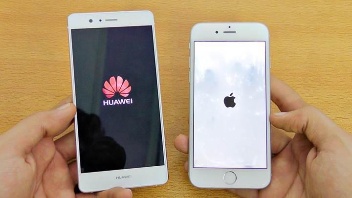 Huawei, iPhone'dan atılan yeni yıl tweeti için çalışanlarına ceza verdi