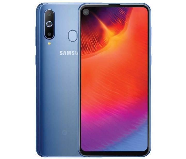Samsung Galaxy A8s yakında dünyaya açılacak