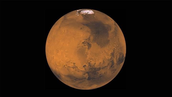Mars sondası, Kızıl Gezegen yerine Antarktikayı kazacak