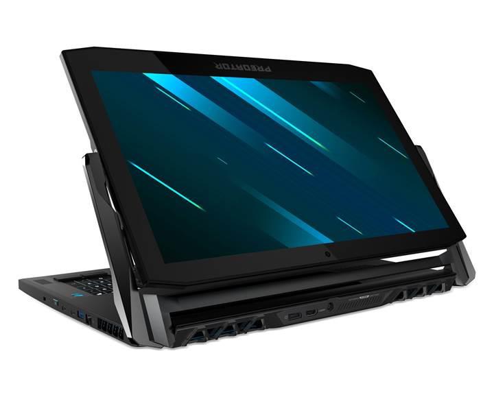 İlginç standıyla Acer Predator Triton 900 oyuncu bilgisayarı duyuruldu