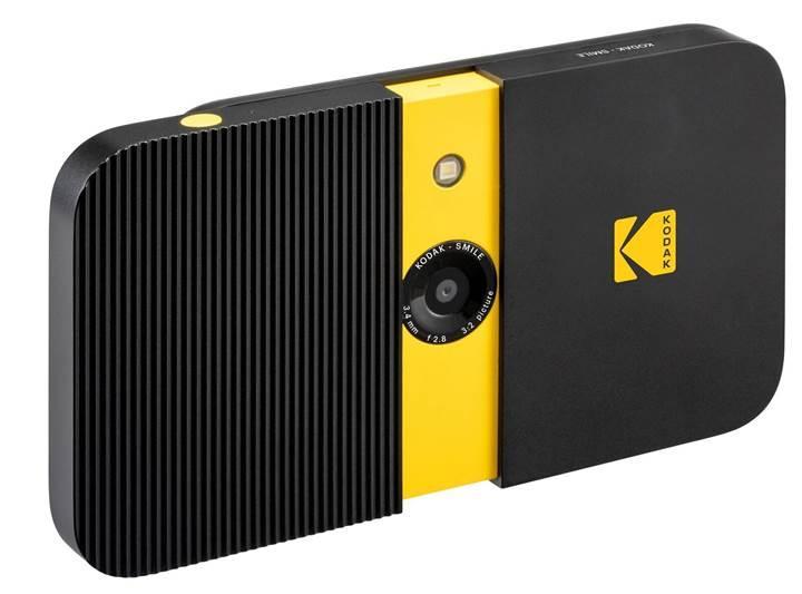 Kodak yeni anlık fotoğraf makinesini duyurdu