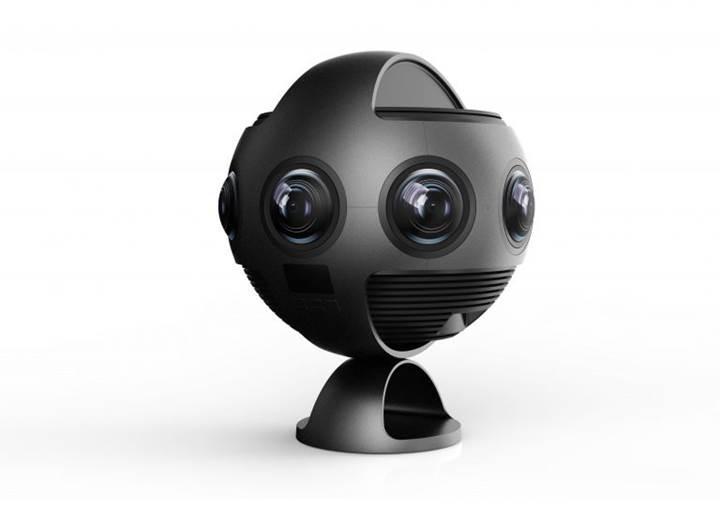 11K çözünürlüğünde Insta360 Titan VR kamerası duyuruldu