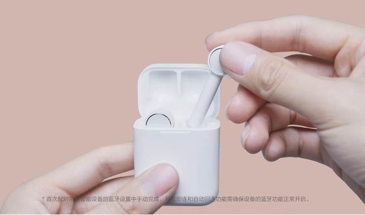 Xiaomi'nin kablosuz kulaklık modeli AirDots Pro tanıtıldı