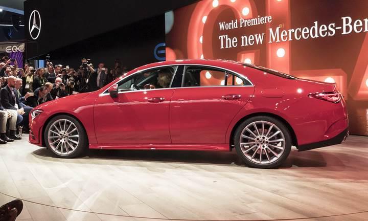 Yeni Mercedes CLA nihayet resmi olarak tanıtıldı