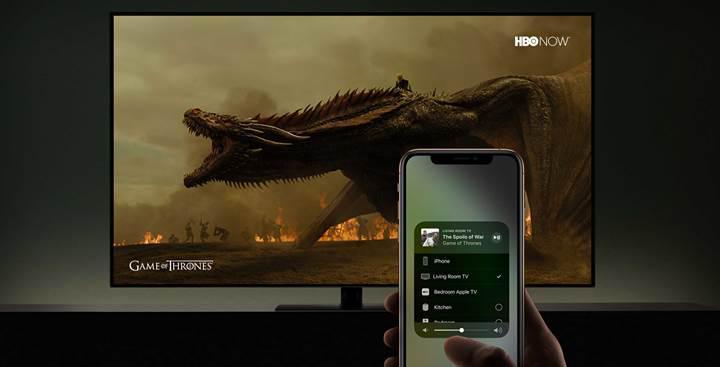 Apple, AirPlay 2 özellikli TV'lerin listesini yayınladı