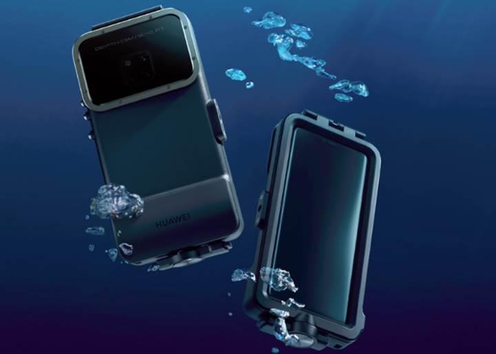Huawei Mate 20 Pro'nun resmi aksesuarları neler?