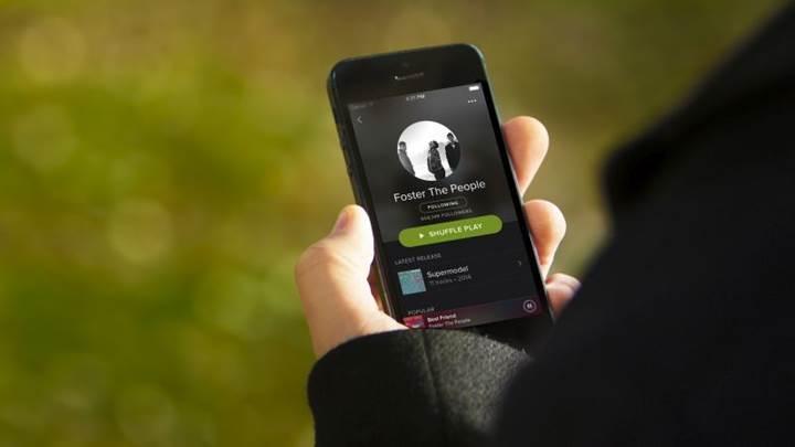 Spotify'ın aylık aktif kullanıcı sayısı 200 milyona ulaştı