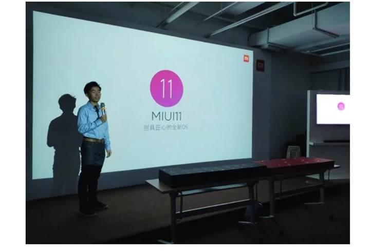MIUI 11 benzersiz bir ara yüz ile gelecek