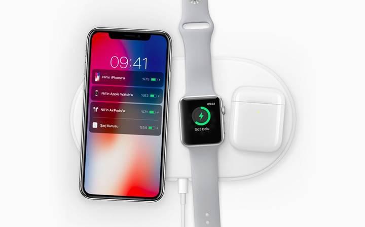 Apple'ın kablosuz şarj cihazı AirPower sonunda üretime girdi