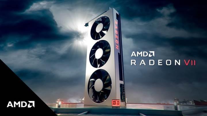 AMD Radeon VII sadece 5000 adet üretildi, özelleştirilmiş versiyon olmayacak
