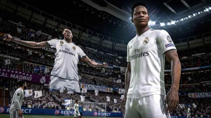 FIFA 19, 2018'de Avrupa'nın en çok satan oyunu oldu