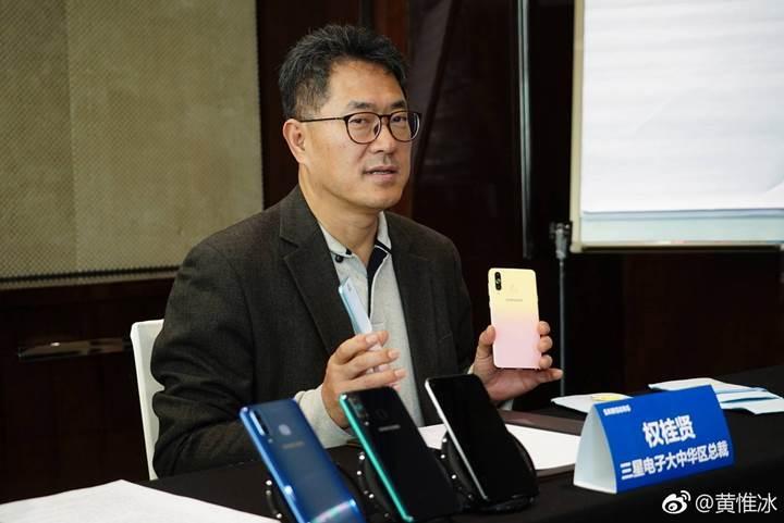 Samsung gelecek ay kadın müşteriler için Galaxy A8s FE modelini çıkaracak