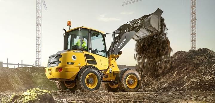 Volvo ilk adımı attı: İş makineleri de artık elektrikli oluyor