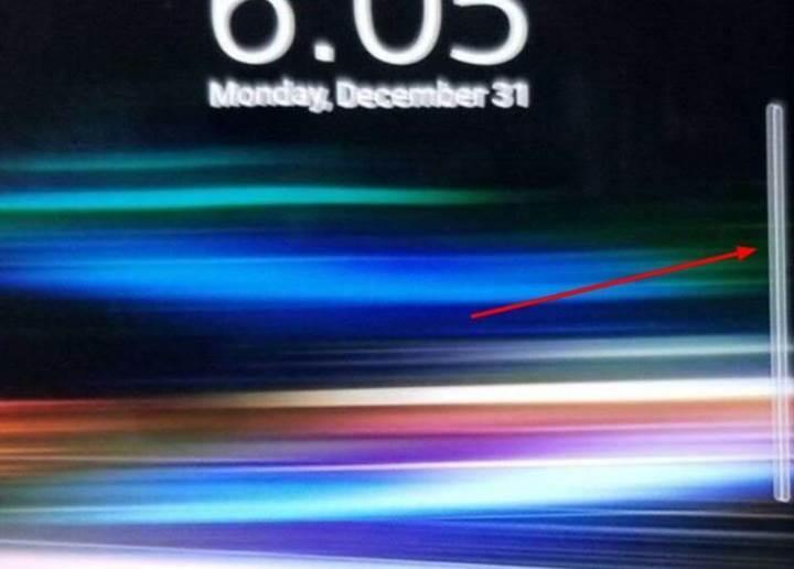 Sony Xperia XZ4'ü çalışırken gösteren ilk fotoğraf yayınlandı