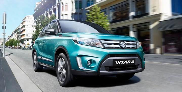 Türkiye'de B-SUV sınıfının en çok satan modeli Suzuki Vitara oldu