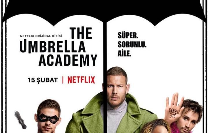 The Umbrella Academy: Netflix'in merakla beklenen dizisi için ilk fragman geldi