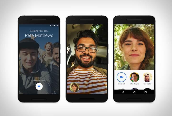 Google, Duo uygulaması için web sürümü hazırlıyor