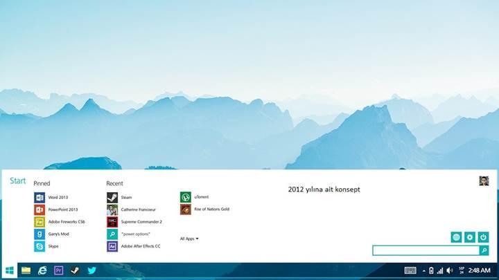 Windows Lite versiyonunda canlı karolar olmayacak