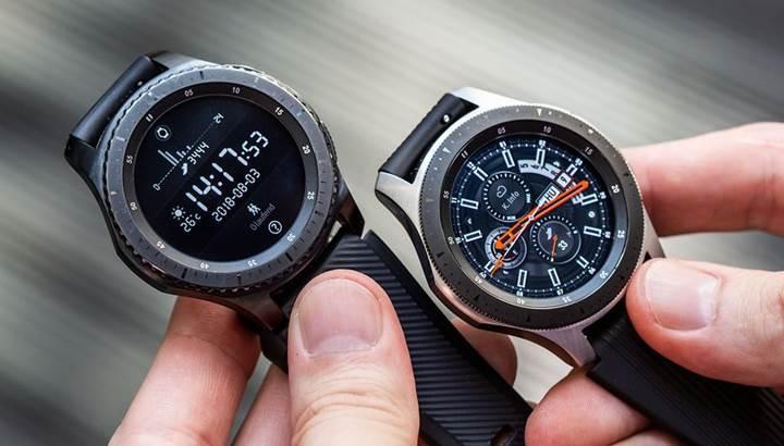 Samsung'un yeni akıllı saati Galaxy Sport, Galaxy S10 ile birlikte tanıtılabilir