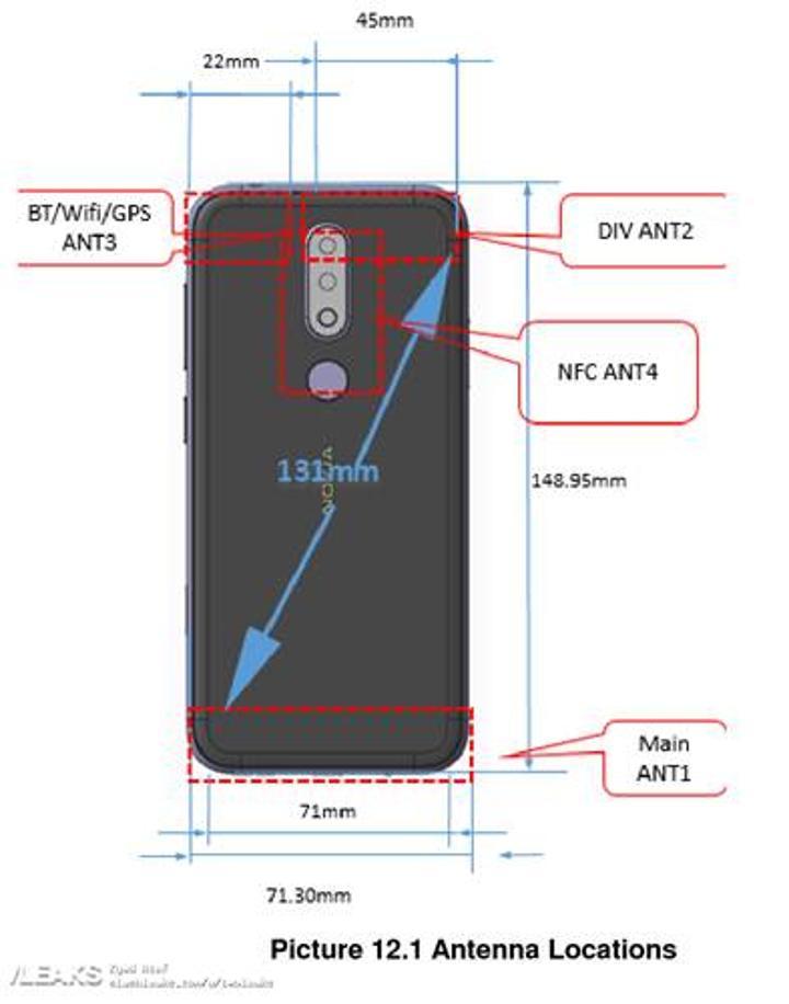 Nokia'nın Android One destekli yeni cihazı ortaya çıktı