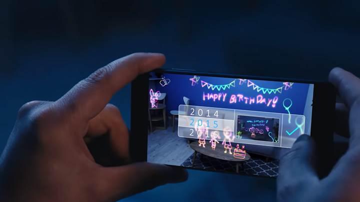 Sony, 3D ToF kameralar ile neler yapılabileceğini gösteren yeni bir video yayınladı