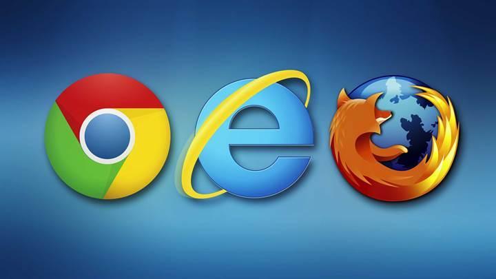 Tarayıcı pazarı Google Chrome hakimiyetinde