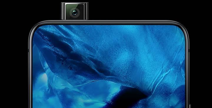 Samsung Galaxy A90 modeli açılır-kapanır ön kamera mekanizması ile gelebilir