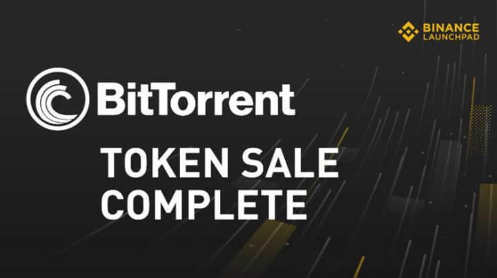BitTorrent birimi işleme başladı, ICO fiyatının 6 katına çıktı