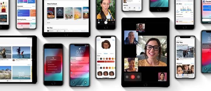 iOS 12.2, iPhone sensörlerine web erişimini engelleyecek