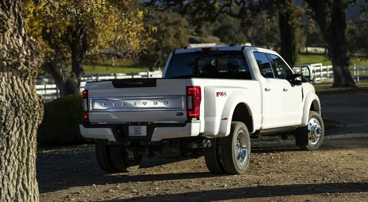 2020 Ford F-Serisi Super Duty, 7.3 litre V8 motoruyla tanıtıldı