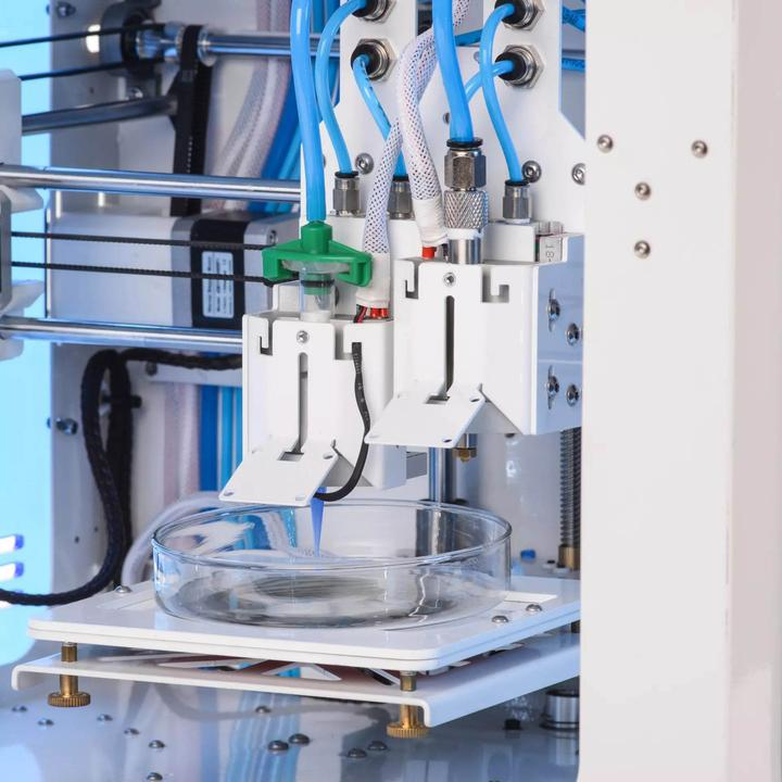 3D biyoyazıcılarda öncü Türk şirketi: AxoxoltBio
