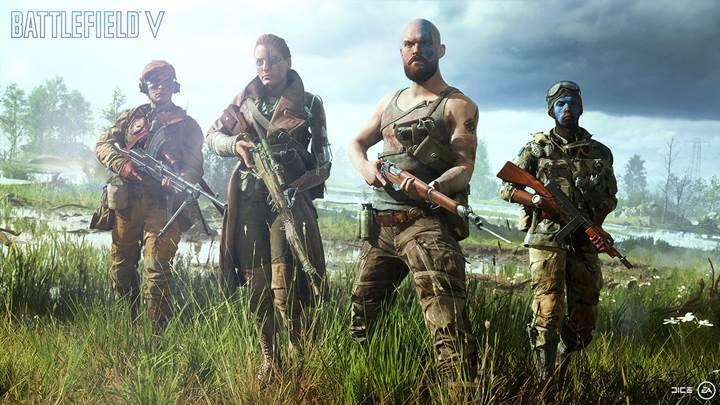 Battlefield 5 satışları beklentilerin altında kaldı