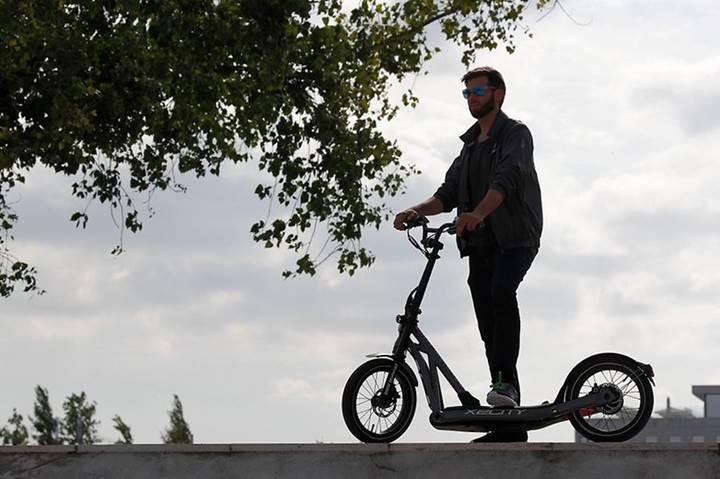 BMW, yeni X2 City ile e-scooter pazarına girecek