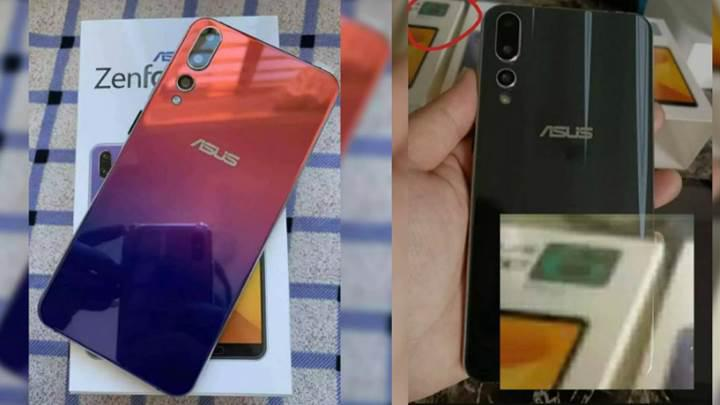 Asus Zenfone 6'nın ilk görüntüsü internete düştü