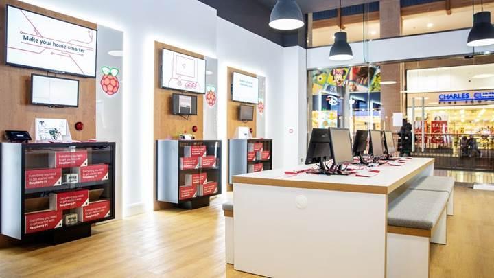 Raspberry Pi ilk satış mağazasını açtı