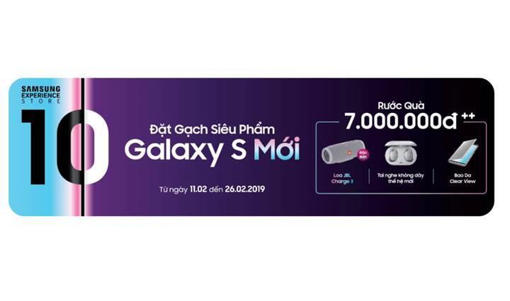 Samsung Galaxy S10 ön sipariş edenlere Galaxy Buds kablosuz kulaklık hediye edilecek