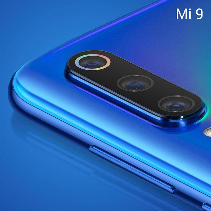 Xiaomi Mi 9 resmi görüntüleriyle karşınızda